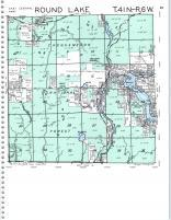 Round Lake T41N-R6W, Sawyer County 1997